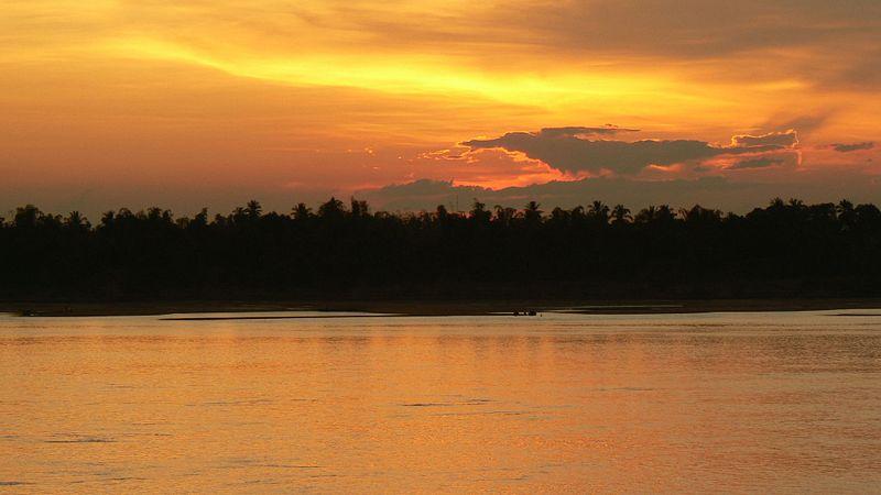 Boeng_Kak_sunset