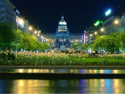 Wenceslas_Square_National_Museum