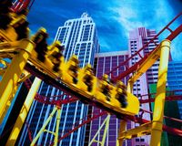 NewYorkNewYork-RollerCoaster