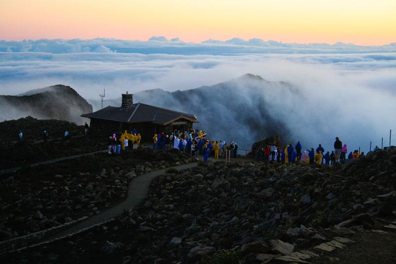 Maui-haleakala-sunrise