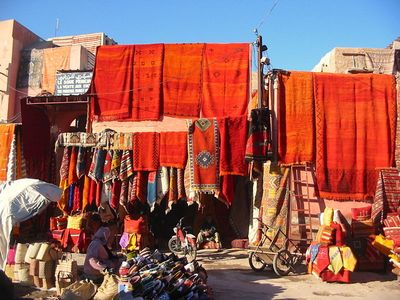 Carpets_in_Marrakech