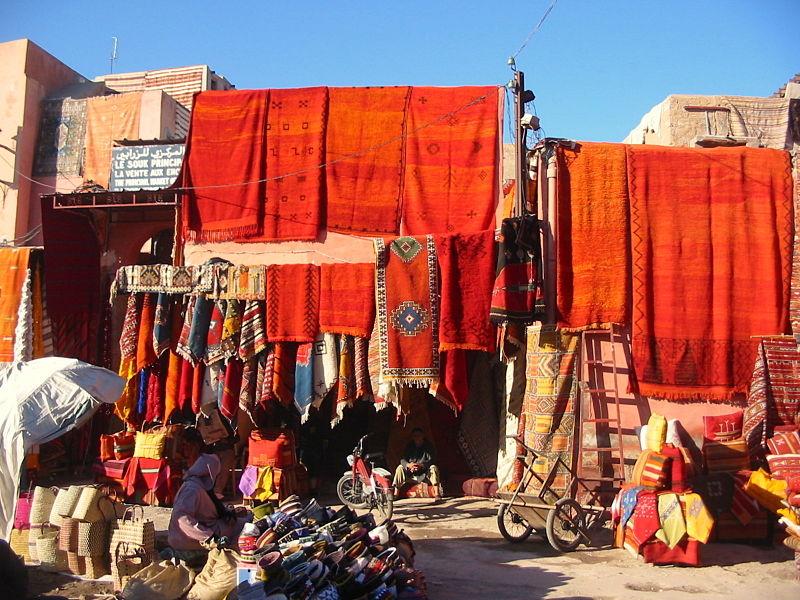 Carpets_in_Marrakech